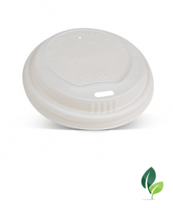 80mm lid compostable