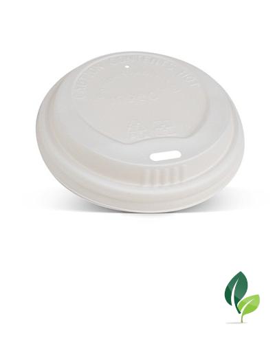 80mm lid compostable