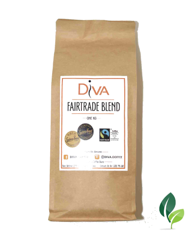 fairtrade blend coffee