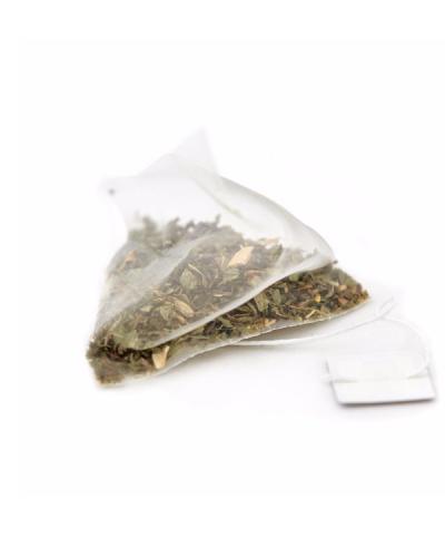 ginger and lemongrass pyramid teabags