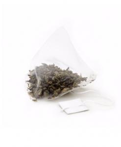 sencha green pyramid teabags