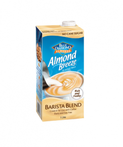almond breeze barista blend almond milk