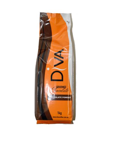 vending chocolate powder