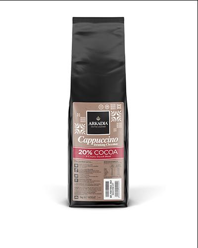 20% cocoa chocolate powder
